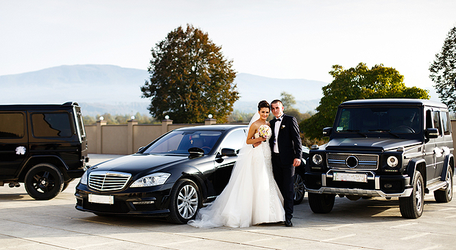 Wedding Care Rental and Chauffeur Drive London