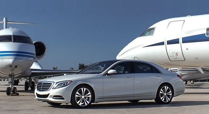 Airport & Cruise Ship Transfers Chauffeur Drive London